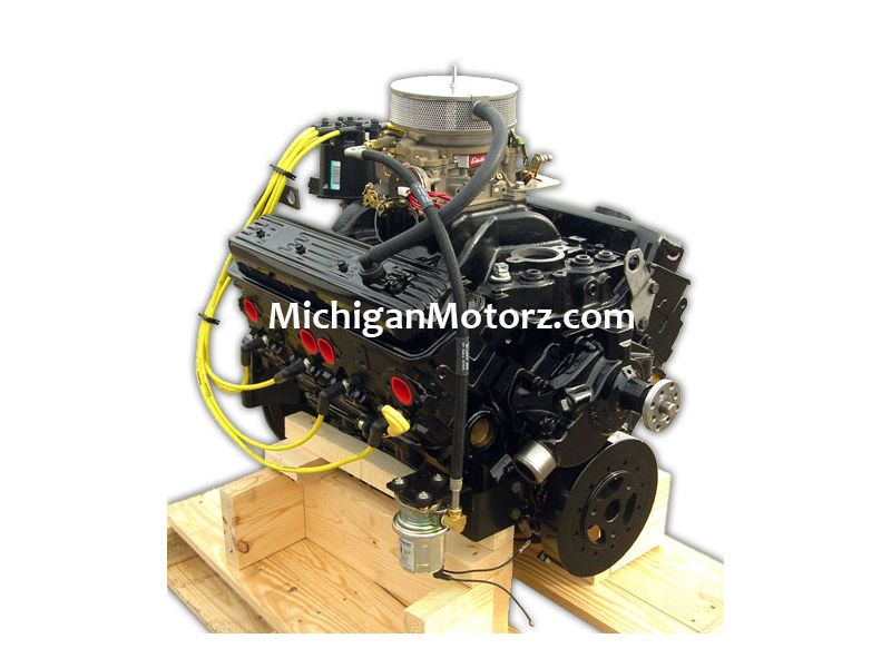 5.7L Vortec marine engine-SILVER Package (1967-2013 replacement) | Volvo Penta Wiring Harness Michigan Motorz |  | Michigan Motorz